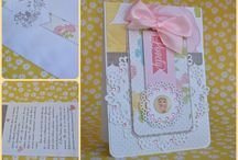Scrapbooking card / Nice card for everybody