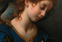 Art of Carlo Dolci (1616 - 1686) Italian / Carlo Dolci was an Italian painter of the Baroque period, active mainly in Florence, known for highly finished religious pictures, often repeated in many versions.
