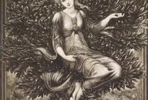 Pre-raphaelites, symbolists and decadents