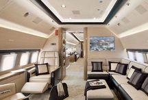 Luxury jets