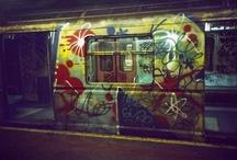 graffiti+street art / by maddy landis-croft