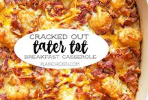 Cracked out tater tot recipe