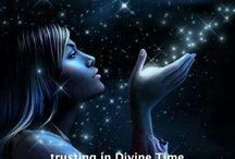 Meditation / Tapping into your inner spirit, and taking time to reflect on your womanness