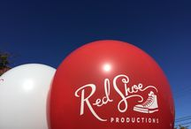Red Shoe Productions / An event company where you are the star and we do all the footwork!