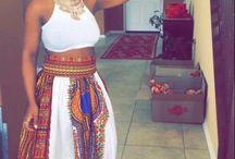 Ankara/African Fashion