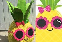 Pineapple DIY's