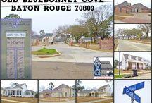 Old Bluebonnet Cove Baton Rouge LA 70809 / Home Styles in Old Bluebonnet Cove Baton Rouge LA 70809