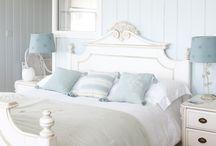 Bedrooms / by Amanda Gregory