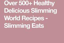 slimming  world eats