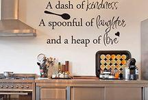 Home decor kitchen wall art