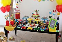 Samuel first bday