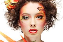 Visionary Makeup / Take your everyday makeup to the next level with awe-inspiring makeup visions or pump up your creative juices with these visionary looks.