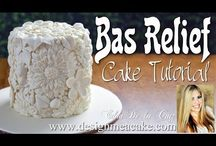 Cakes - Bas Relief