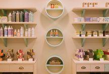 Tiendas cosméticos