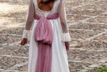 Andrea - vestuario comunión