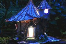 Faery Houses / by Kathy Woody