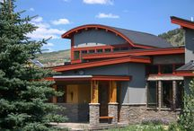 Crested Butte Contemporary / 215 Lower Allen Road