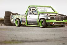 drift truck/car