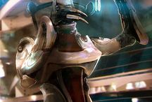 Mass Effect - Other Aliens