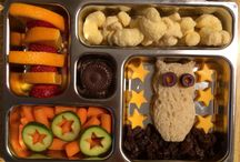 Vegan Back-To-School Ideas / Summer vacation is winding down for the little ones, share your creative lunches and lunch box ideas here!