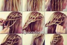 Peinados con onda ♡