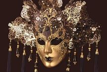 masquerade / by Terrie Chugg