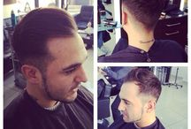 Our Gents cuts / The latest on trend gents haircuts created in salon.