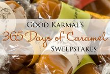 Good Karmal Giveaways / Sharing good karma with Good Karmal giveaways and contests / by Good Karmal