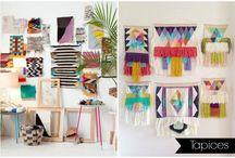 Decoración con textiles