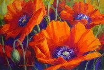Painting Ideas / by Coleen Bevan