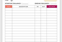 Budgeting Tips & Printables