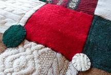 recycled sweaters / przeróbki starych swetrów