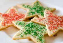 Christmas cookies / by Kat Ryan