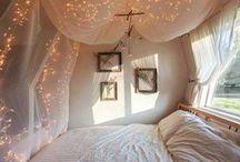 Bedroom Idea's / by Stephanie W.