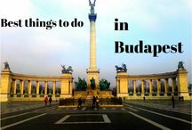 Rospi in Ungheria - Toads in Hungary / The best shots from our trip to Budapest