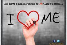 Io Amo l'Amore / Crediamo che l'Amore, in ogni sua manifestazione, sia la cosa più importante del mondo. Senza Amore non c'è vita!!! Regalarsi e regalare ogni giorno un pensiero d'Amore può migliorare la qualità della nostra vita!!!