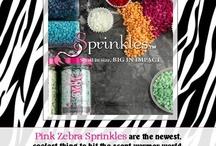 Pink Zebra / by Heather Madrid