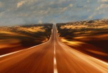 Nessa longa estrada da vida... vou correndo e não posso parar. ..