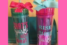 Motivation + Workout + Water Bottles