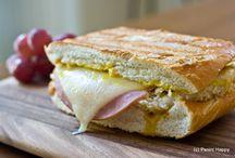 Sandwiches/panini