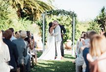 Stylish Elegant Outdoor Destination Wedding Can Gall Ibiza