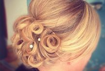 Betty Lou Wedding Hair and Makeup /  Wedding Hair and Makeup by The Betty Lou Team