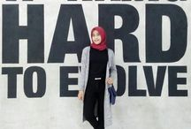 Hijab Outfit / hijab ootd