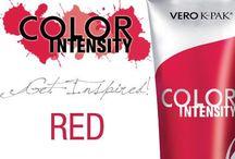 RED / Czerwony to kolor obowiązkowy w lutym :) Rozgrzewa i przypomina o gorącym lecie oraz towarzyszy wsystkim zakochanym.