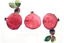 Fruits- Watercolor Painting