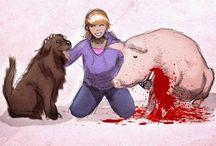 Vegans ❤️ not murderers