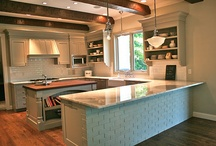 kitchens / by ld linens & decor