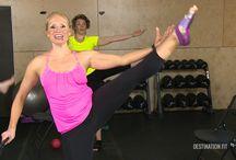 Barre/Pilates - Cardio fusion