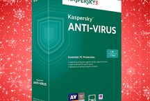 Kaspersky for the Holidays / Looking for something to get that techie in your life? Look no further. Check out Kaspersky security products for a gift that keeps on giving throughout the year!