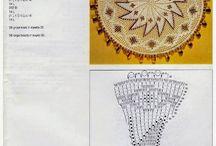 centro de mesa con perlas